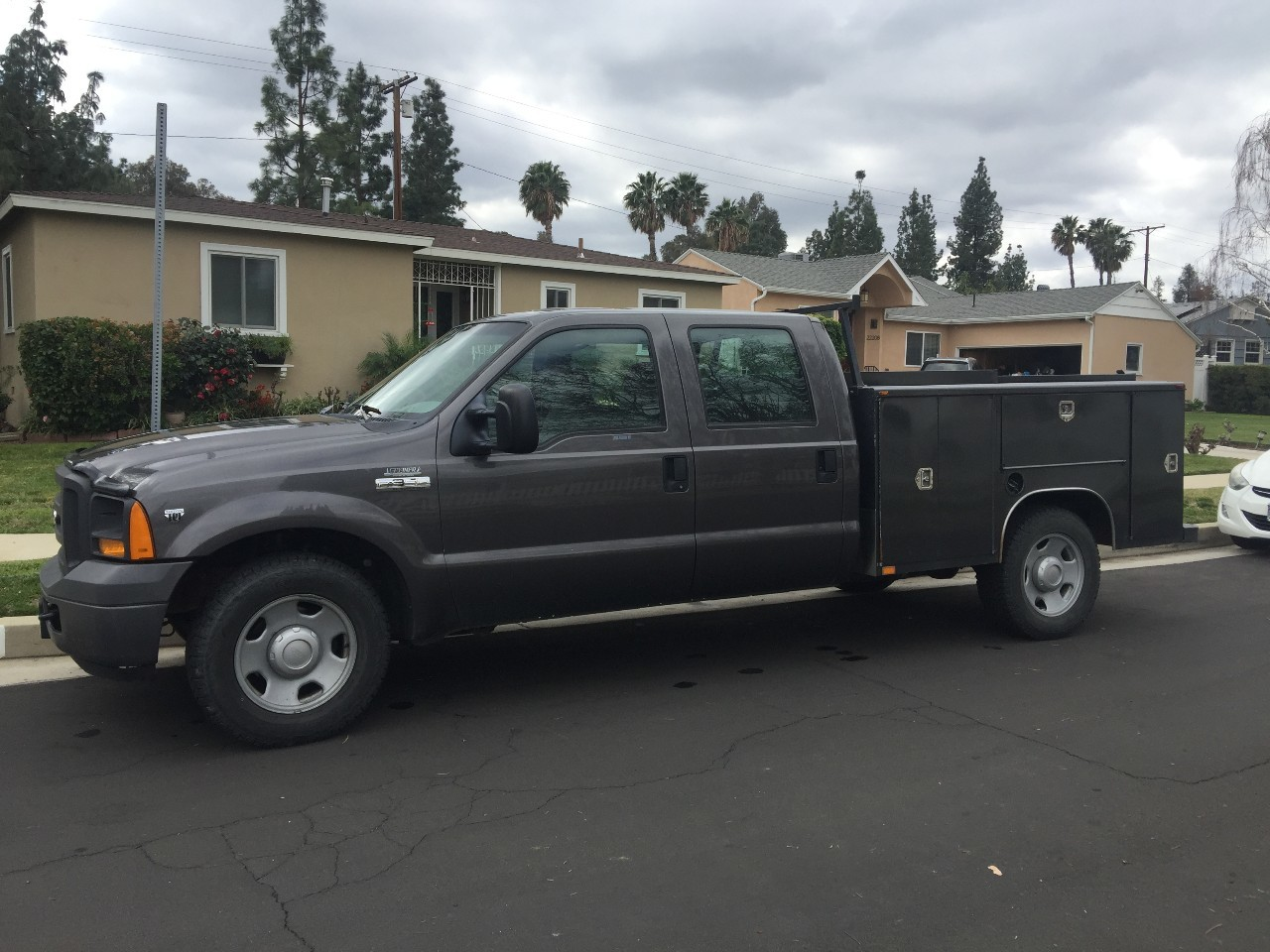 F350 Utility Truck Service Trucks For Sale 1995 Ford F 350 7 3 Fuel Filter Location