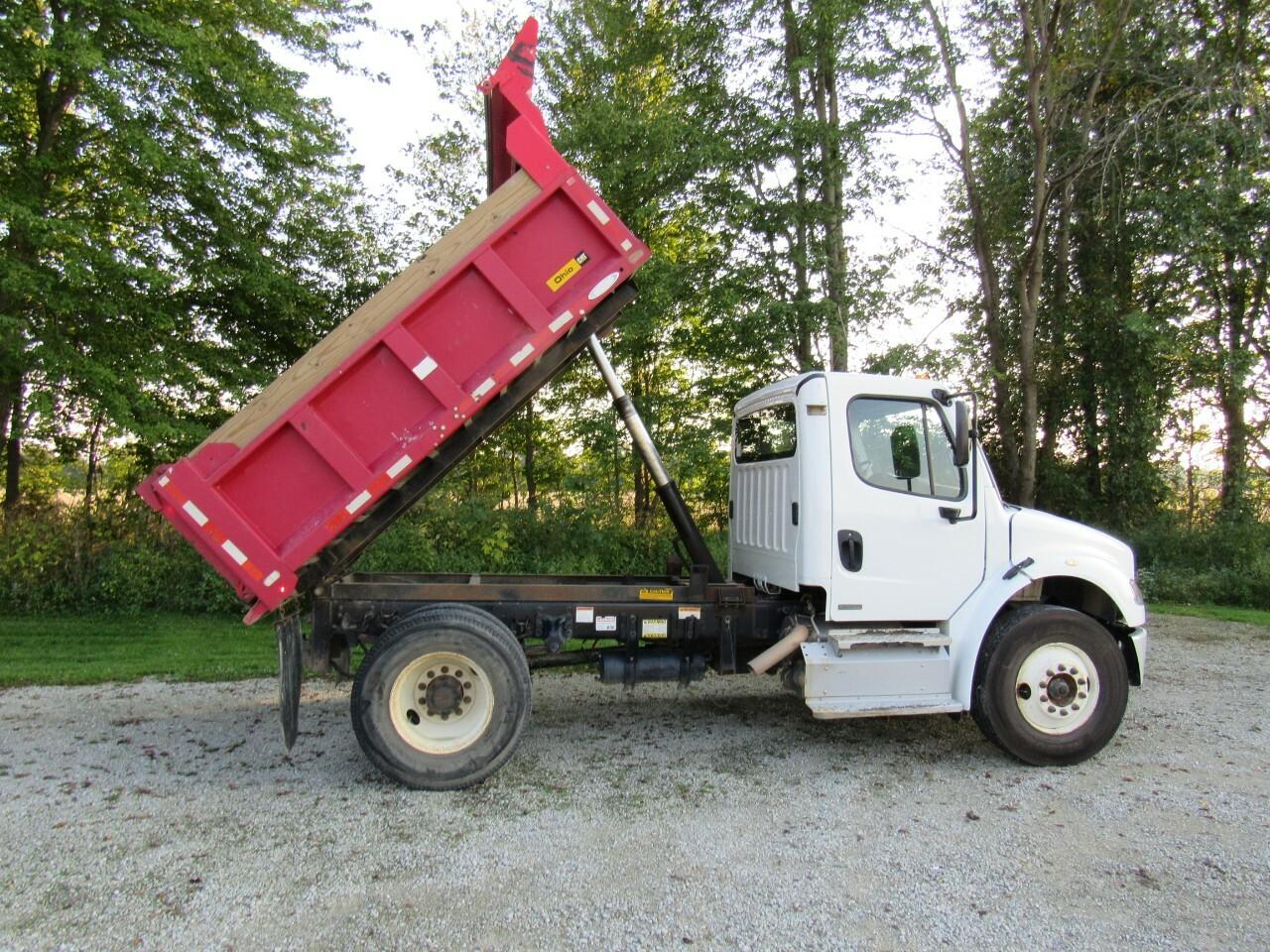 Freightliner Dump Trucks For Sale 2006 Century Fuel Filter