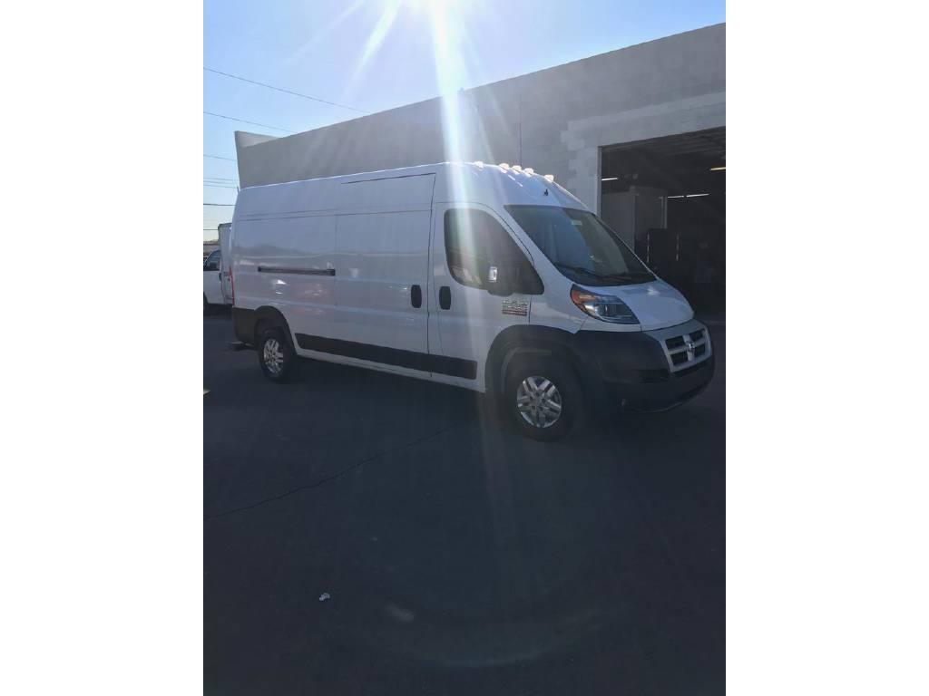 87a1e433d7 2014 Ram PROMASTER 2500 Cargo Van