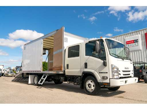 Crew Cab Trucks For Sale >> Crew Cab Trucks With Box Trucks For Sale Commercial Truck