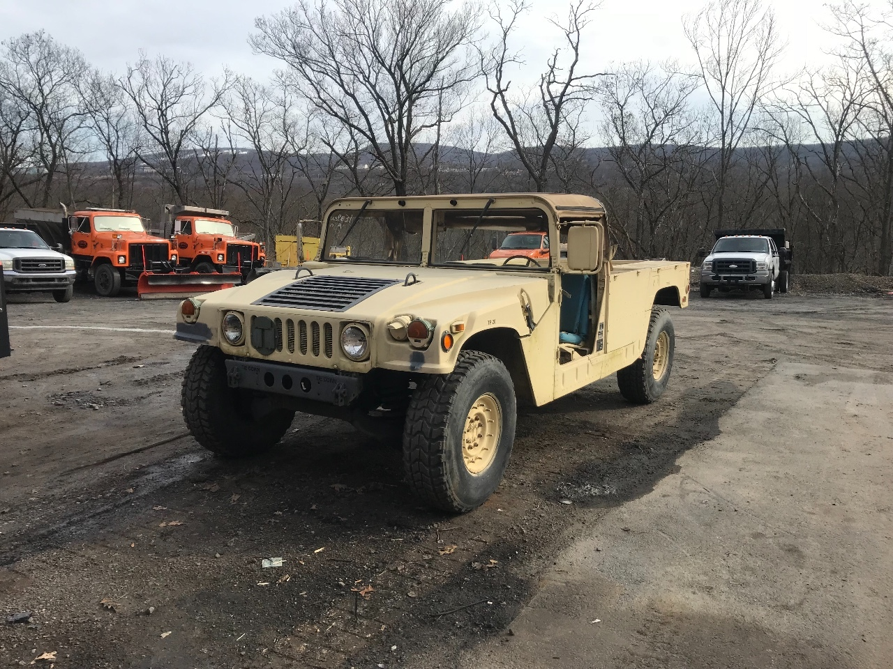 Am General Armored Trucks For Sale