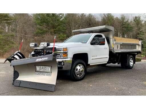 Used Chevrolet For Sale Chevrolet Dump Truck Commercial Truck Trader