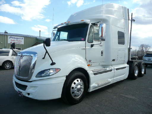 2012 international prostar review
