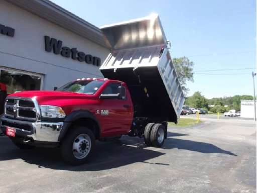 Ram Dump Trucks For Sale