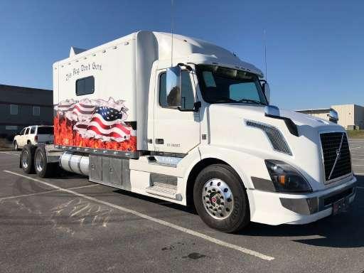 2016 Volvo Vnl Conventional Sleeper Truck