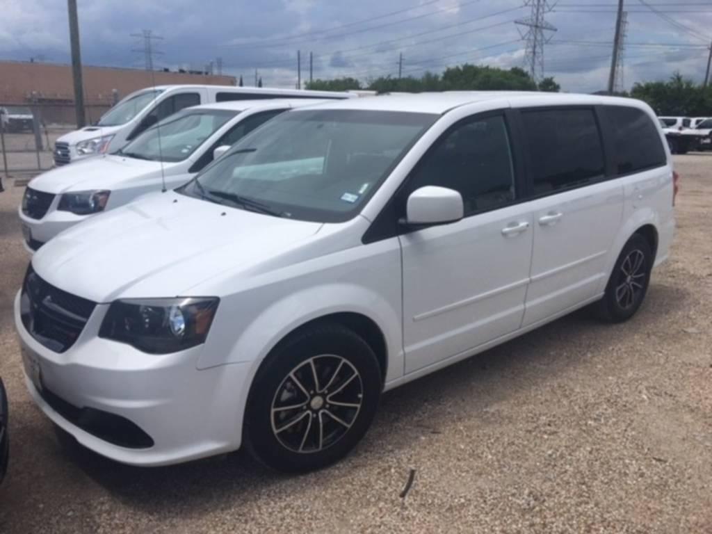 2016 Dodge Grand Caravan Se Penger Van