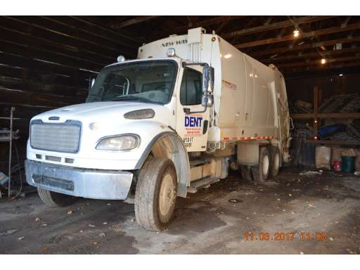Trucks For Sale In Michigan >> 2015 Freightliner Business Class M2 106 Garbage Truck
