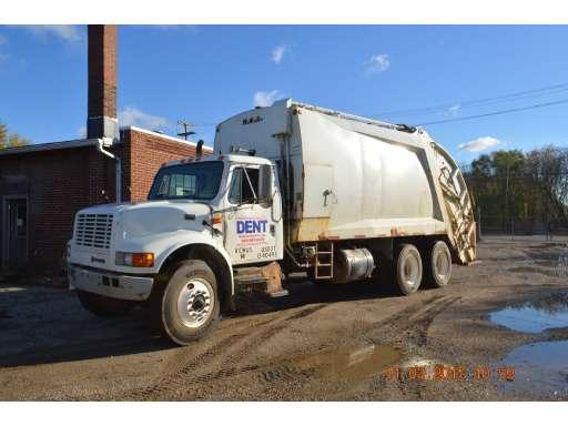 Trash Trucks For Sale >> International Garbage Trucks For Sale