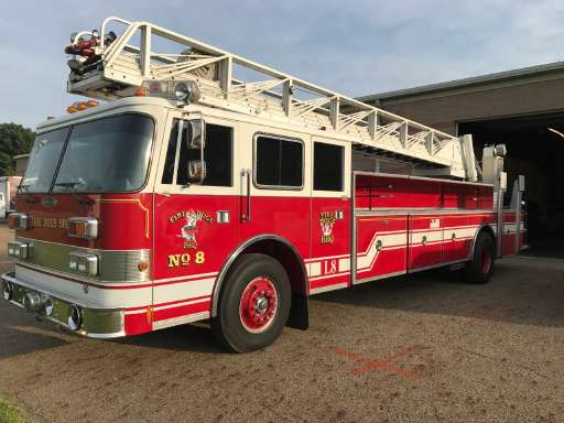 Used Fire Trucks For Sale >> Used Fire Truck For Sale Commercial Truck Trader