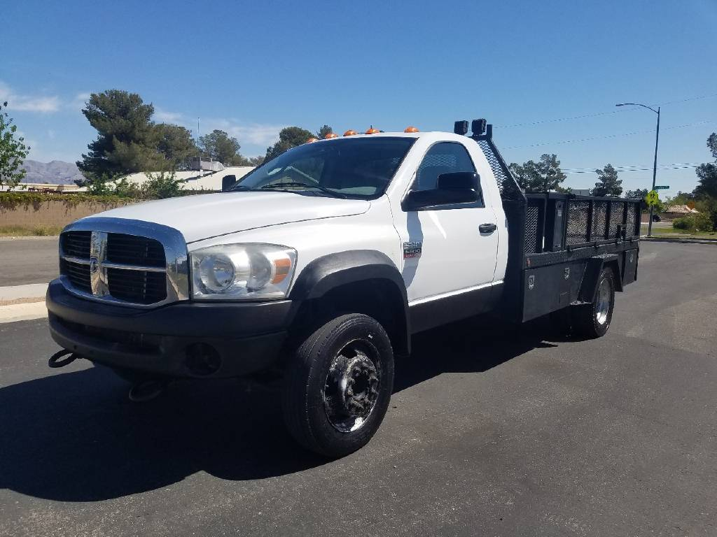 Dodge Ram 5500 >> 2008 Dodge Ram 5500 North Las Vegas Nv 5007187658