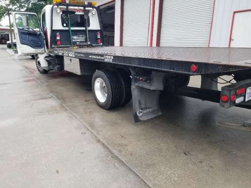 Flatbed For Sale >> 2008 Hino 258 Flatbed Truck