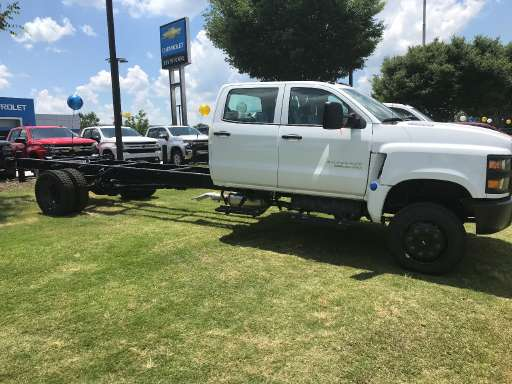 Chevrolet For Sale - Chevrolet Medium Duty Cab Chassis