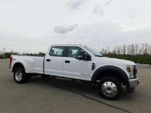 2019 FORD F450 Dually