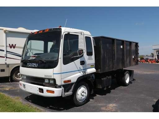 ISUZU Cabover Truck - COE Trucks For Sale
