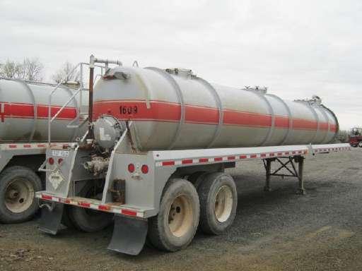 2011 Other Proco 130 BBL Vacuum Trailer Tanker Trailer