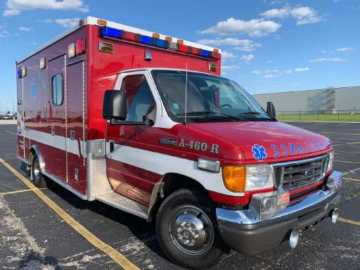 Ambulance For Sale >> Light Duty Ambulance For Sale Commercial Truck Trader