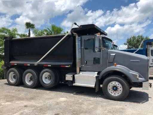 Kenworth For Sale - Kenworth Heavy Duty Dump Truck