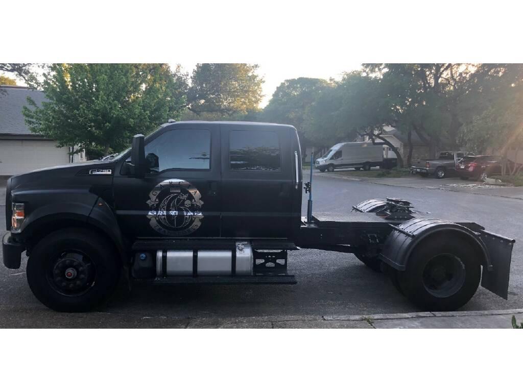 2019 Ford F750, San Antonio TX - 5008206320 - CommercialTruckTrader com
