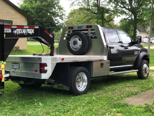 5500 For Sale - Ram Flatbed Truck - Commercial Truck Trader