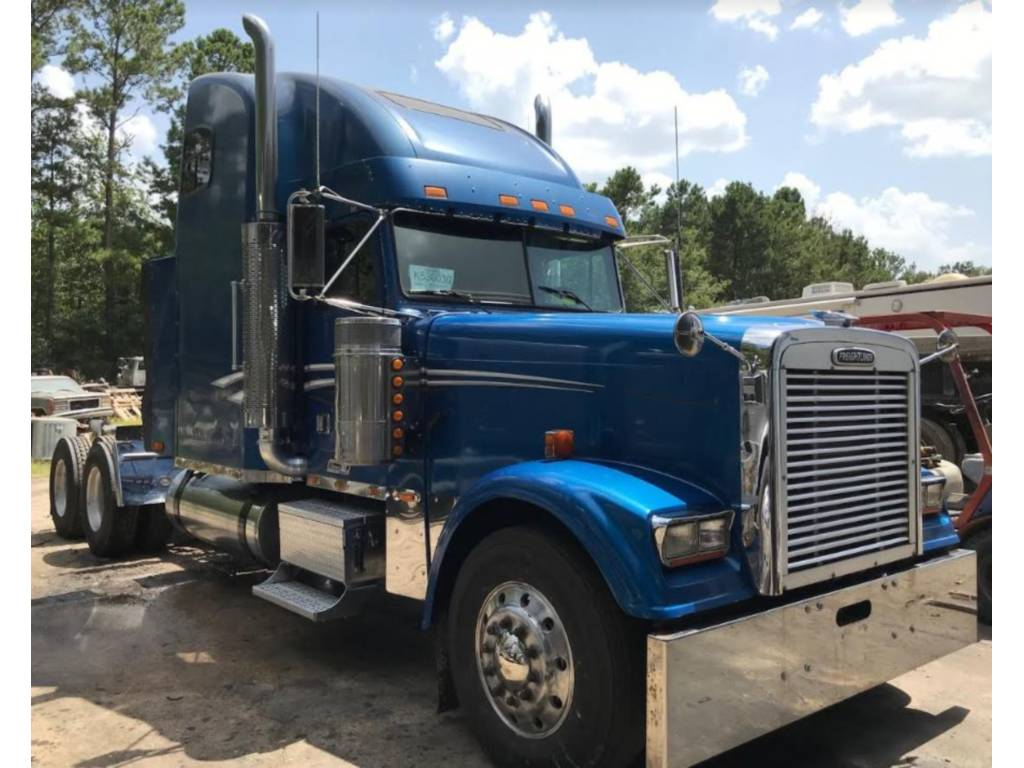 2000 Freightliner FLD13264T Classic Xl For Sale in Long Beach, MS -  Commercial Truck Trader