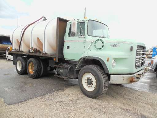 Water Truck,Other Truck Bodies For Sale - Commercial Truck