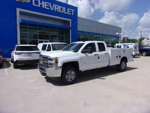 2019 CHEVROLET SILVERADO 2500HD Utility Truck - Service Truck
