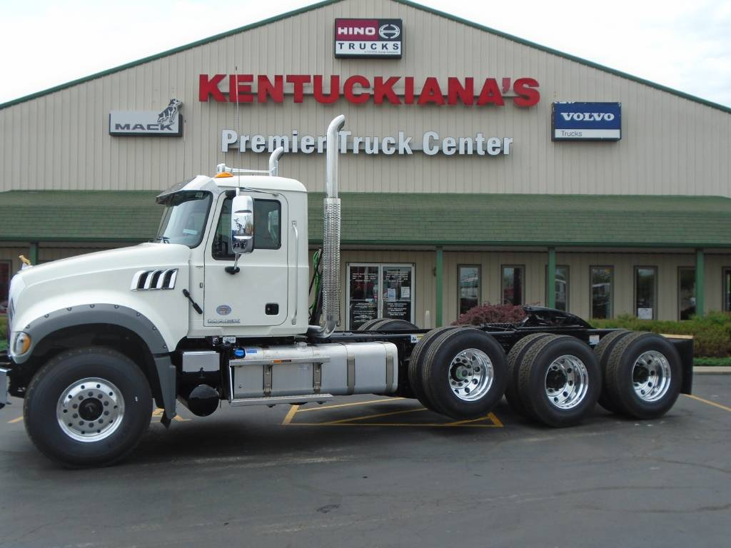 2019 Mack GR64T For Sale in Clarksville, IN - Commercial Truck Trader