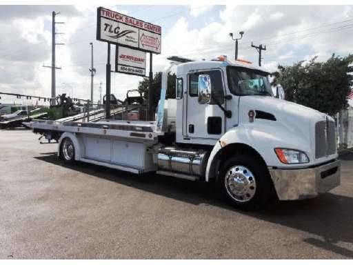 2020 Kenworth T270 Car Carrier, Wrecker Tow Truck, Rollback Tow Truck