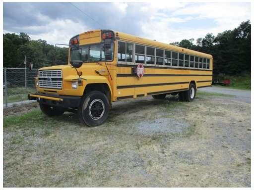1994 FORD B700 Bus