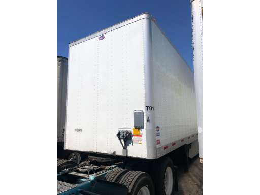 Dry Van Trailers For Sale - Commercial Truck Trader