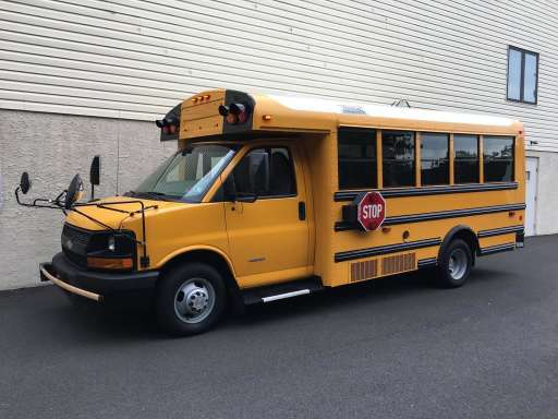 Chevrolet For Sale - Chevrolet Bus - Commercial Truck Trader