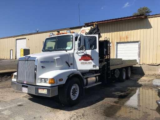 Trucks For Sale In Ma >> Massachusetts Trucks For Sale Commercial Truck Trader