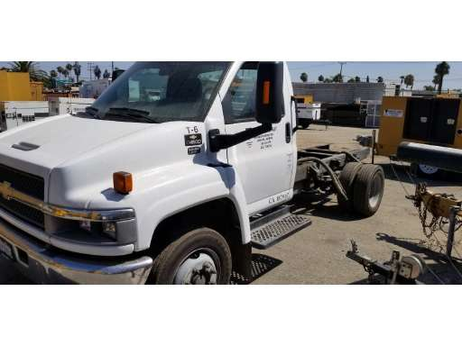 2004 CHEVROLET C4500 Cab Chassis