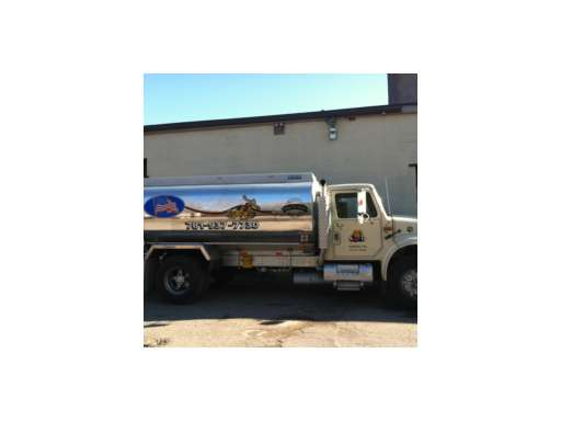 1992 International 4700 Oil Tank Truck