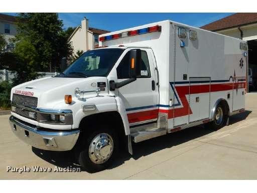 2009 CHEVROLET C4500 Ambulance
