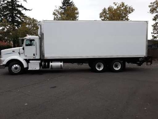Portland Or Box Truck Straight Trucks For Sale Commercial Truck Trader