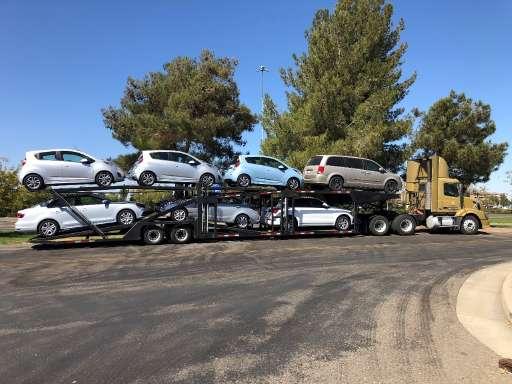 Car Hauler Trailers For Sale Commercial Truck Trader