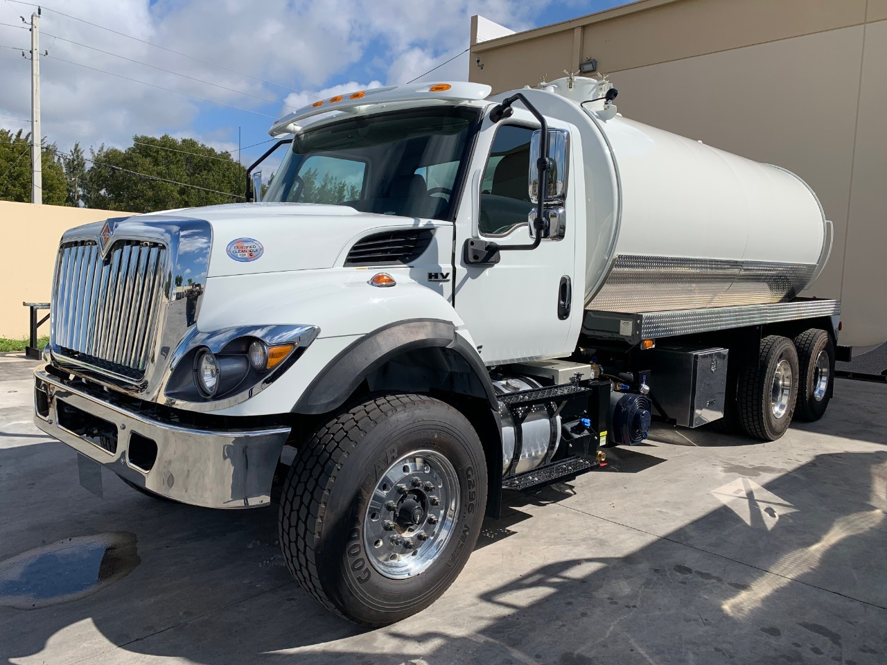 New, 2022, INTERNATIONAL, HV607, Water Truck