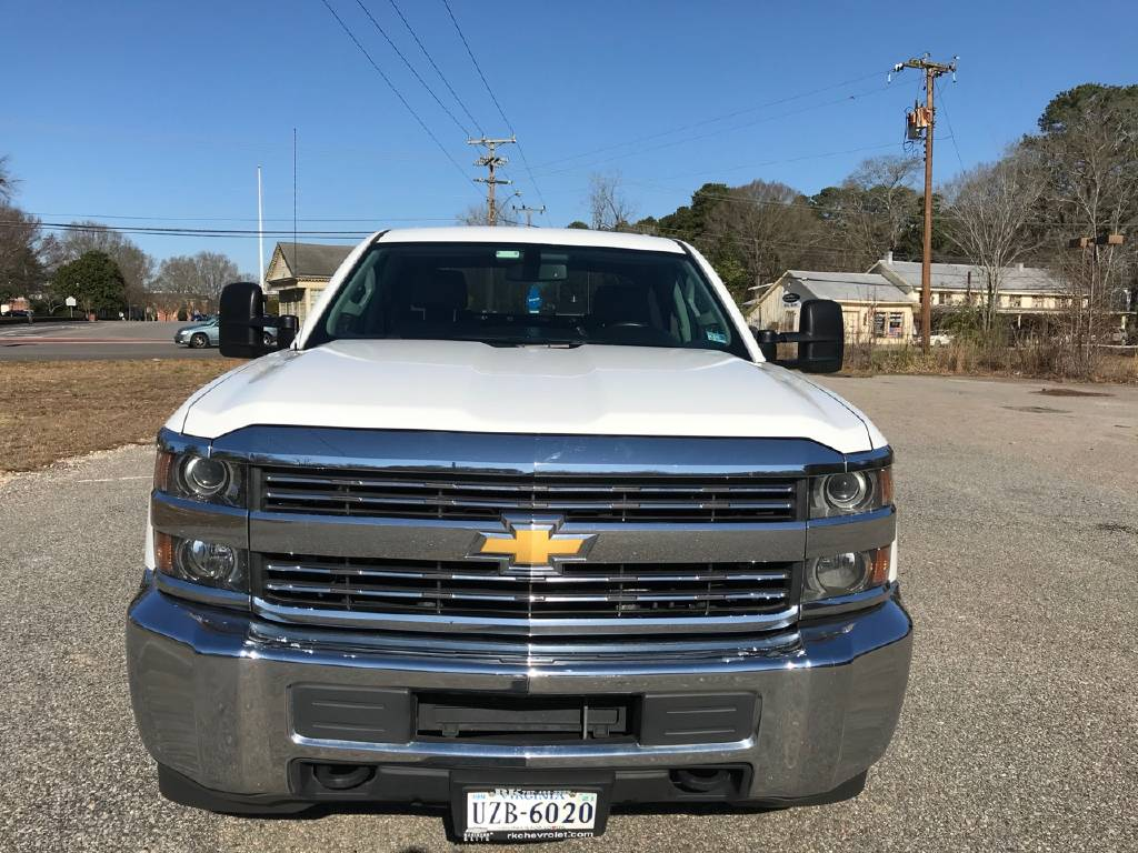 2015 CHEVROLET SILVERADO 3500HD, Virginia Beach VA ...2015 Silverado 3500hd Gvw