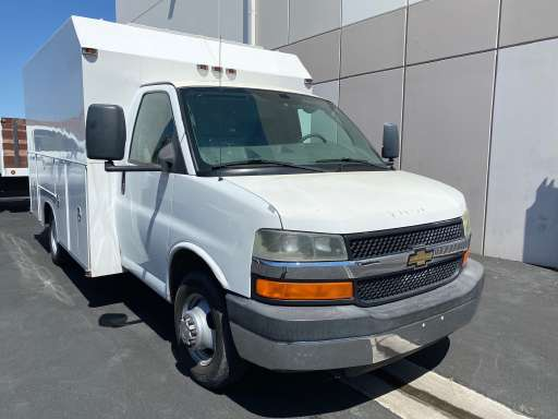 Express G3500 For Sale Chevy Express G3500 Trucks Commercial