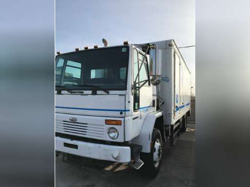 Los Angeles Ca Box Truck Straight Trucks For Sale Commercial Truck Trader