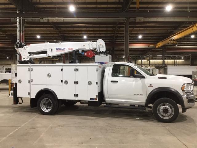 New, 2021, RAM, 5500, Crane Truck