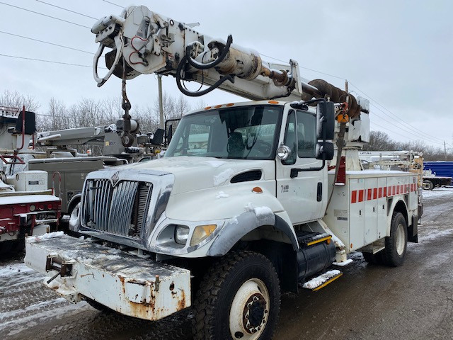 Used, 2005, INTERNATIONAL, WORKSTAR 7400, Cab Chassis