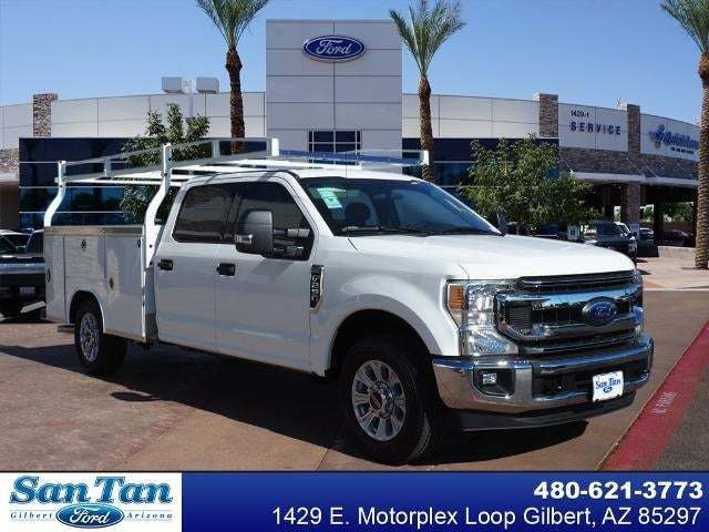 New, 2021, FORD, F250, Utility Truck - Service Truck