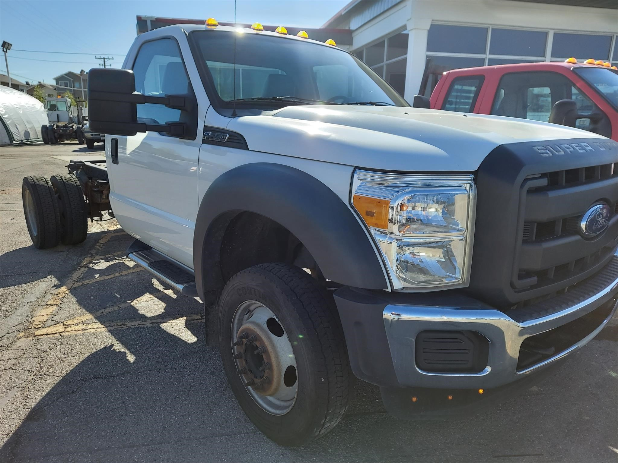Used, 2015, FORD, F550, Cab Chassis