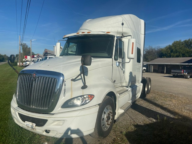 Used, 2010, INTERNATIONAL, PROSTAR PREMIUM, Conventional - Sleeper Truck