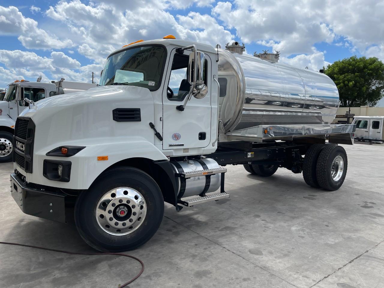 New, 2022, MACK, MD7, Vacuum Truck